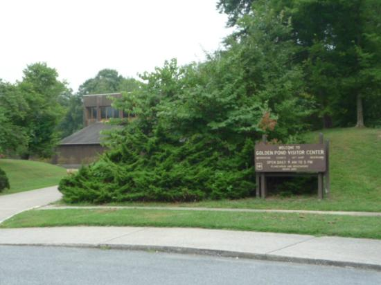 Golden Pond Visitor Center