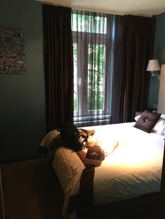 Cityden Museum District City Suites : Room