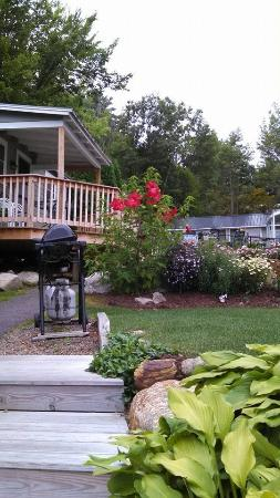 The Cozy Inn & Cottages and Lakeview House & Cottages: one of the cabins