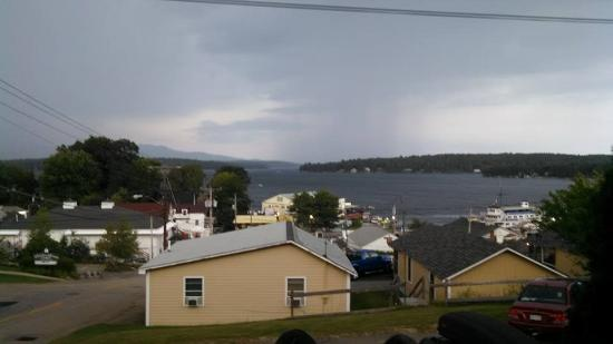 The Cozy Inn & Cottages and Lakeview House & Cottages: more of the view