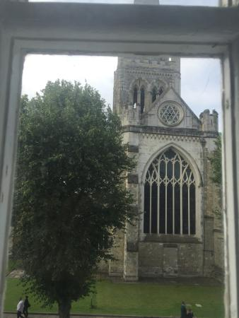Travelodge Chichester Central: This is the view from our room 227
