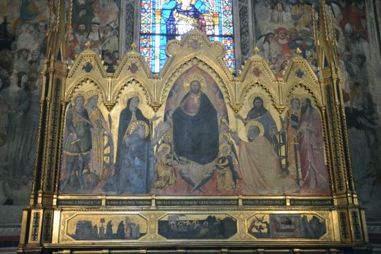 Church of Santa Maria Novella: Arte Medieval