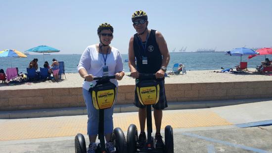 Long Beach Segway Tours By Wheel Fun Als Tour August 2017