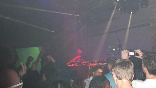 Fabric: DJ Marky