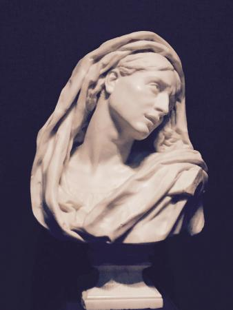 ‪‪Williamstown‬, ماساتشوستس: Jean-Baptiste Carpeaux Mater Dolorosa, 1870‬
