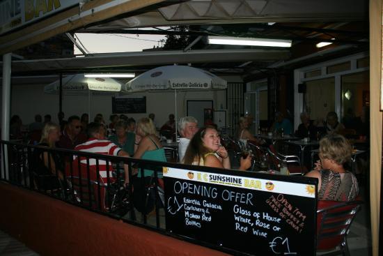 KC Sunshine Bar