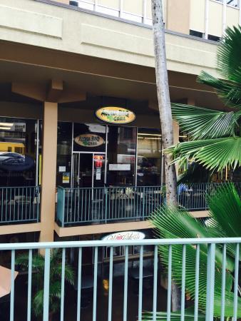Aloha Bbq Grill