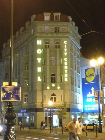 Picture of hotel city centre prague for Hotels in prague city centre