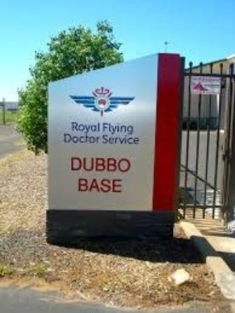 Royal Flying Doctor Service Visitors Centre, Dubbo: RFDS Base