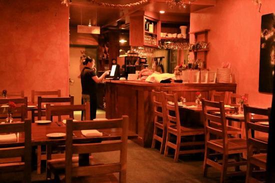 Harvest Moon Cafe Interiér