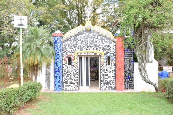 Capelinha de Mosaico I
