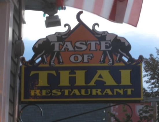 Taste Of Thai Restaurant North Conway Nh