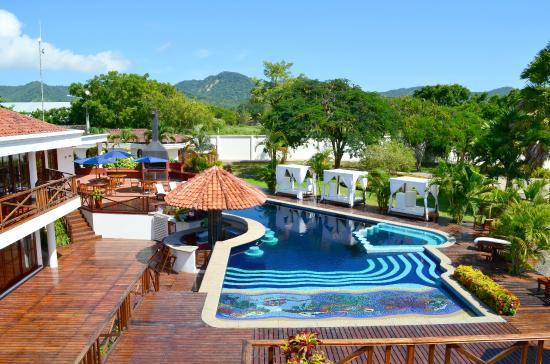 Casa Ceibo Boutique Hotel & Spa: PISCINA PANORAMICA