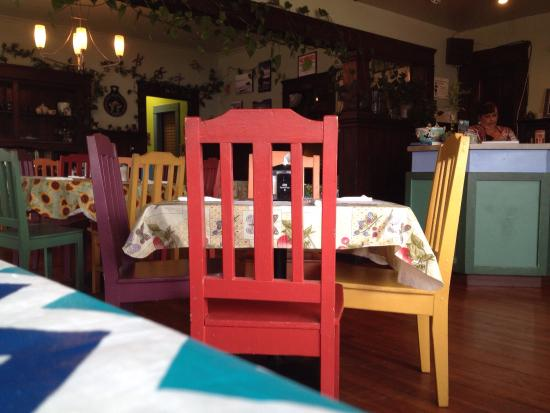 Kendra's Kitchen: Charming interior and great food