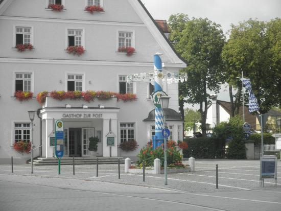 Gasthof Zur Post Haar Kirchenplatz 1 Restaurant Bewertungen