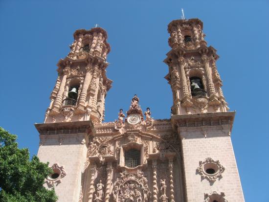 Santa Prisca de Taxco: 8