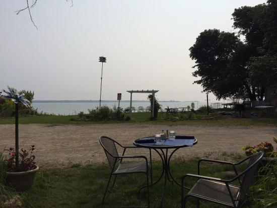 Baileys Harbor, WI: Lovely View