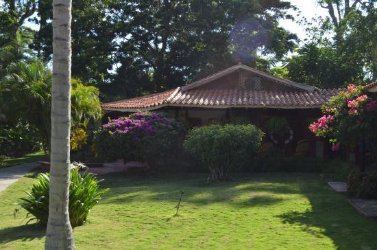 Hotel Posada La Bokaina: Recepción