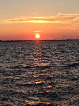 Sea Shells of Sanibel: Beautiful sunsets!