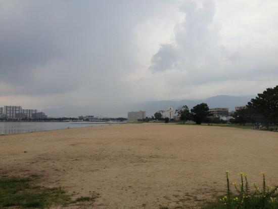 Omae Beach Park : ・