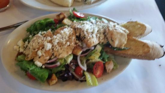 Salad picture of adriatic grill italian cuisine wine for Adriatic cuisine