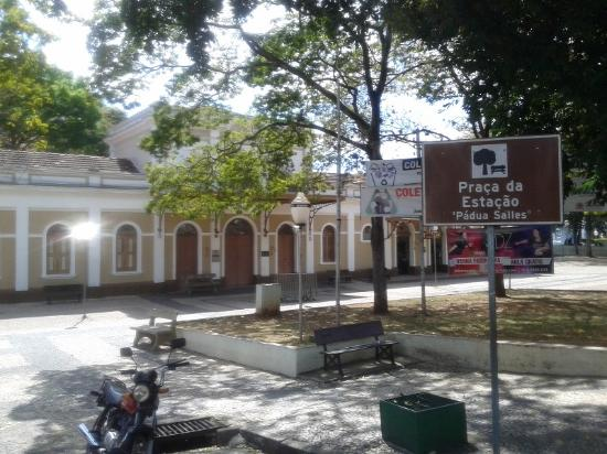 Praça Pádua Salles - Largo da Estação