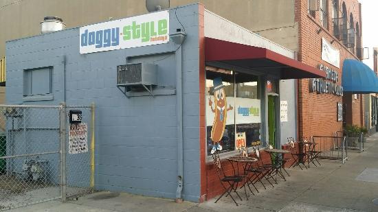 Doggy-Style Hotdogs