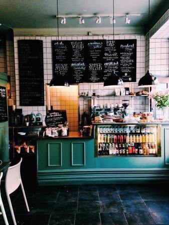 Photo of Cafe Kaffeverket at 88 Sankt Eriksgatan, Stockholm 113 62, Sweden