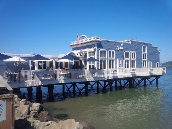 Scoma's Of Sausalito: The restaurant