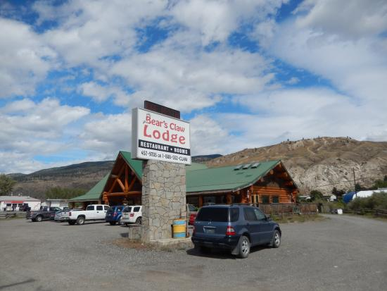 Bear's Claw Lodge: Bear's Claw