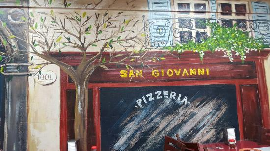 San Giovanni Pizza