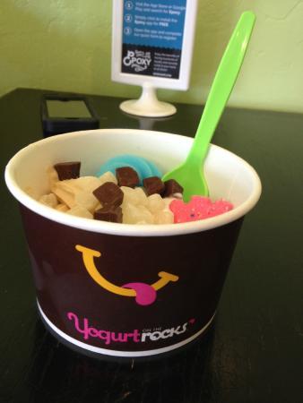 Yogurt On the Rocks