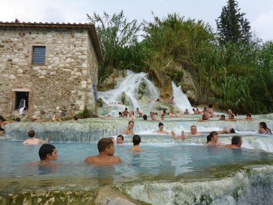 Picture of terme di saturnia spas - Bagni di saturnia ...