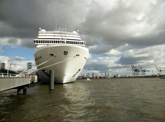 Stadterlebnis. Hamburg