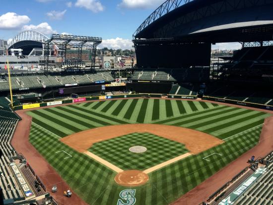 Seattle Mariners Stadium Tour
