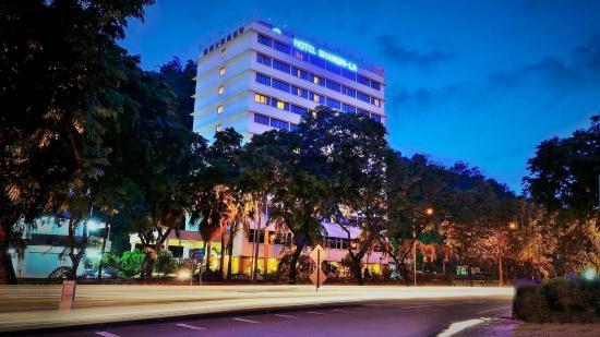 호텔 샹그릴라 코타 키나발루