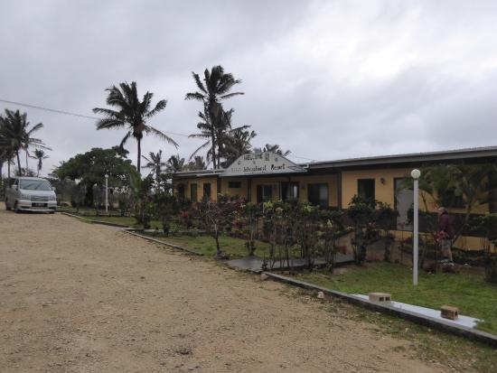 Ha'ateiho, Tonga: Il resort