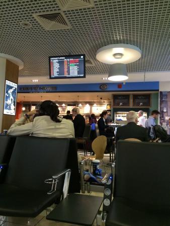 Caffe Nero - City Airport
