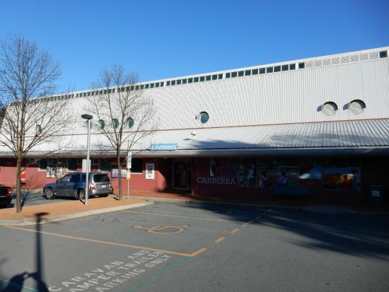 Canberra and Region Visitors Centre: Туристический центр
