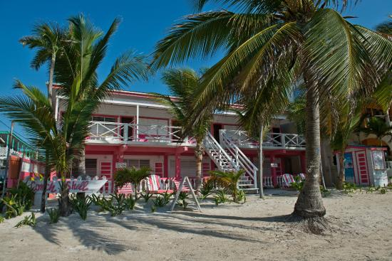 Conch Shell Inn: Front view