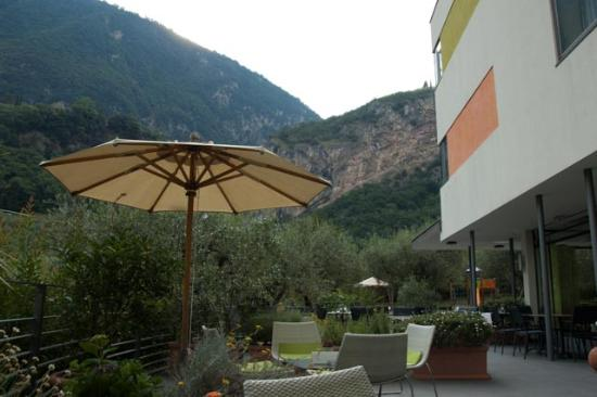 Gioiosa Active & Family Hotel : Bar Aussenbereich - Sehr entspannend