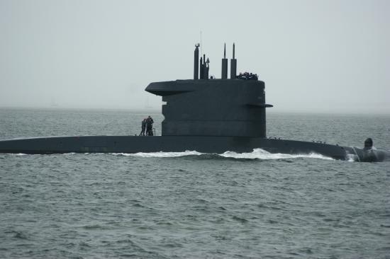 U Boot Walrus Klasse Duikboot, Walrus klass...