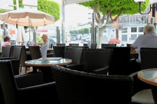 Veranda Terrasse Restaurant : Terrasse Picture of La Veranda, Agadir TripAdvisor