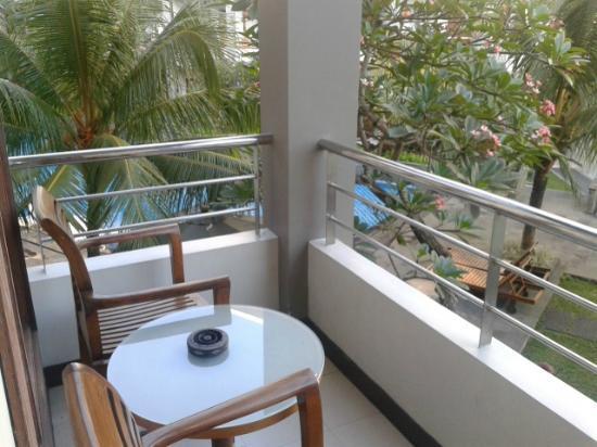 Balkon Picture Of Lombok Garden Hotel Mataram Tripadvisor
