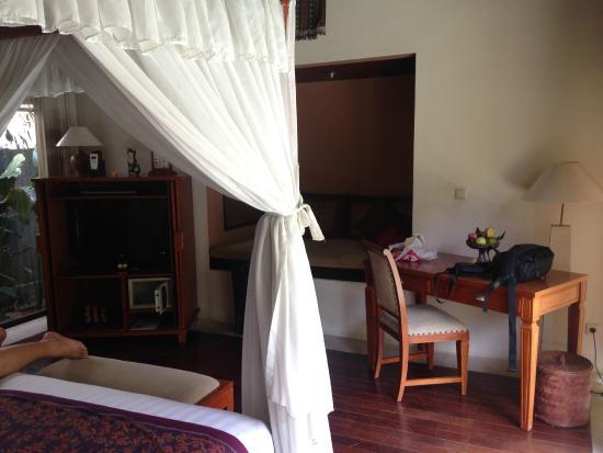 The Sanyas Suite Seminyak: Chambre