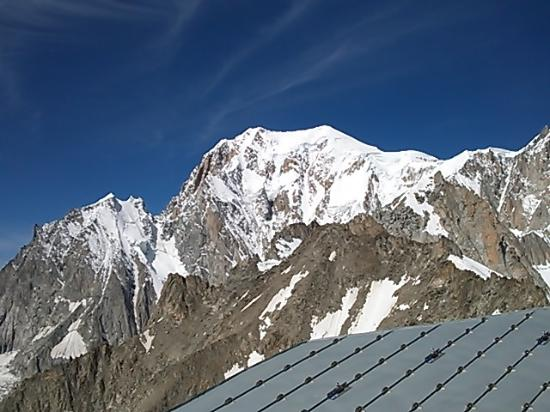 Punta Helbronner - Skyway Monte Bianco: モンブラン