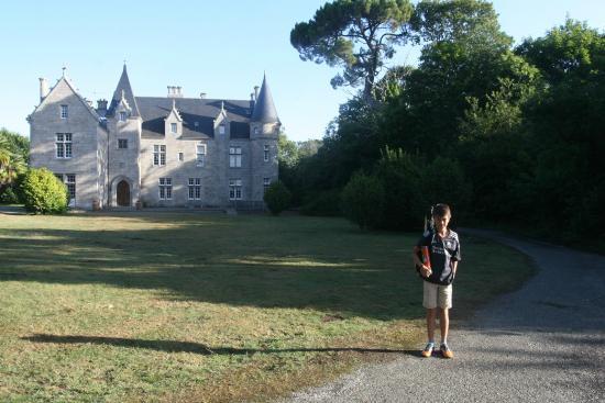 Yelloh! Village L'Océan Breton : Manor house