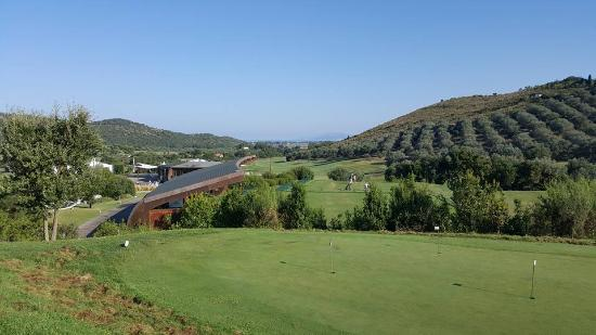 Argentario Golf Club: Putting green