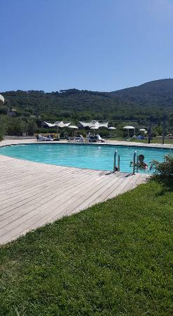 Argentario Golf Club: Piscina esterna