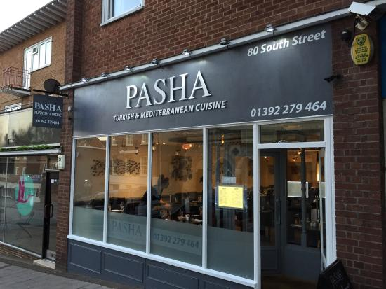 Image result for pasha restaurANT exeter